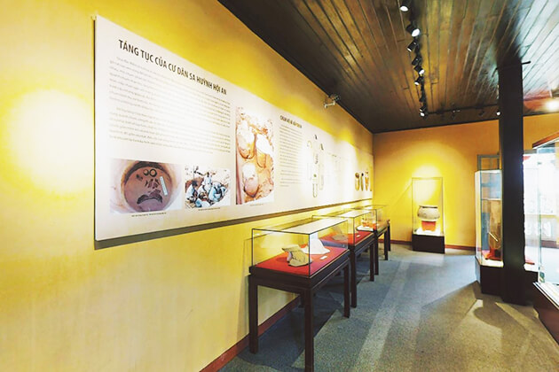 Museum of Sa Huynh and Champa culture