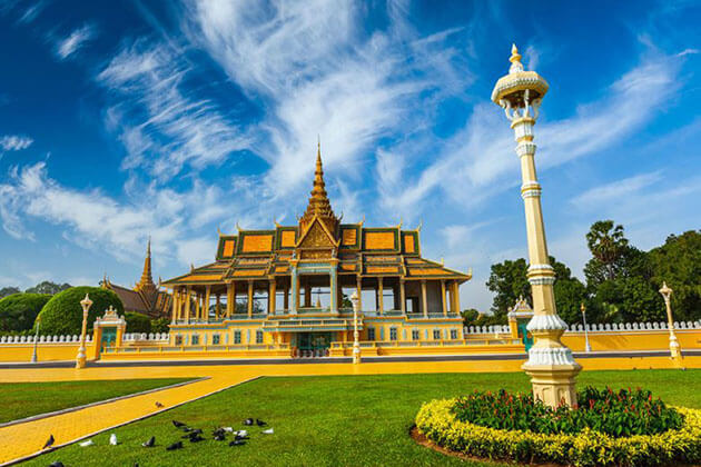 Phnom Penh a destination in Indochina tour