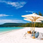 Relax on Koh Rong Island in Vietnam-Cambodia Tour