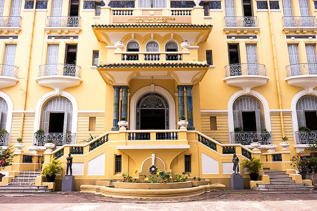 Saigon Fine Art Museum from Vietnam & Cambodia Tour