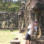 Terrace of the Elephants in Vietnam & Cambodia Tour