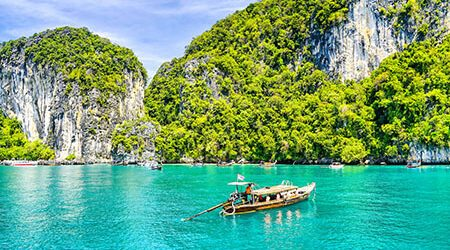 Glimpse of Vietnam & Thailand – 19 Days