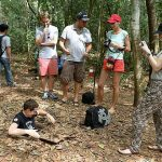 Cu Chi Tunnels exploring in Indochina Tours