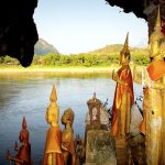 Pak Ou Caves visiting from Indochina Tours