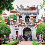 Temple of Literature -Vietnam