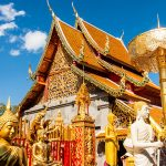 Wat Prathat Doi Suthep in Chiang Mai