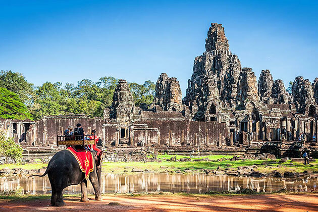 siem reap attractions from Indochina Tours