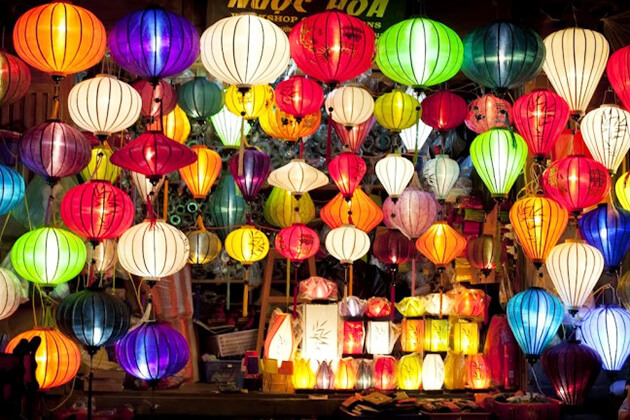 Hoi An - best place to explore in Mid Autumn Festival