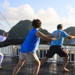 Join Tai Chi exercise in Viet Cambodia 16 days