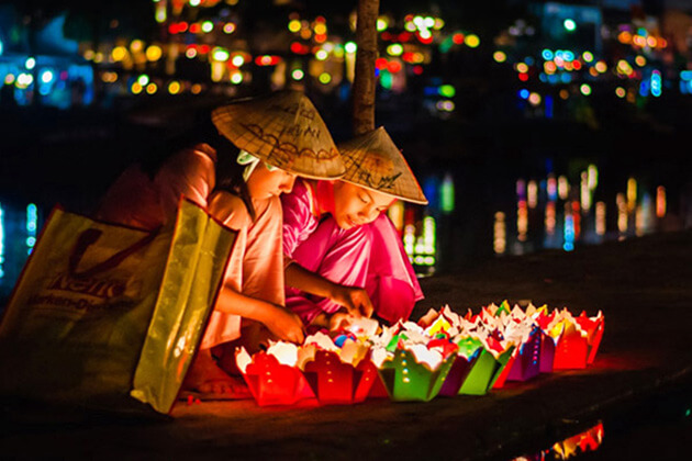 Mid Autumn Festival in Hoi An