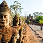 Siem Reap Cambodia visiting from Indochina tours