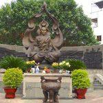 Venerable Thich Quang Duc Monument