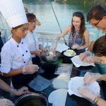cooking class in Halong Bay - best activity in Viet Cam package 16 days