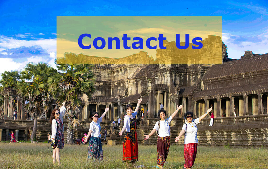 Contact with Indochina Tours