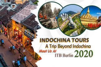 Indochina Tours to Attend ITB Berlin 2020
