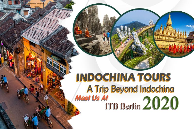 Indochina Tours website