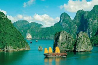 Summer is on its way, visit Indochina now!