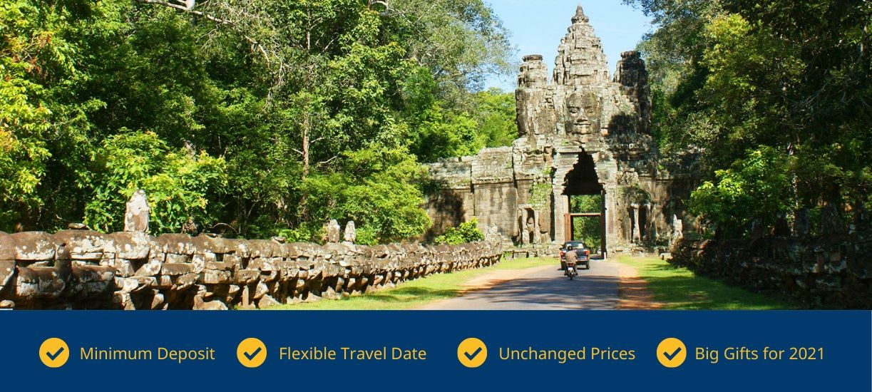 it is for replaning indochina tour packages