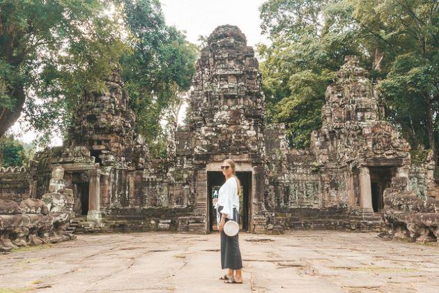 Cambodia Begins Vaccination Campaign against COVID-19